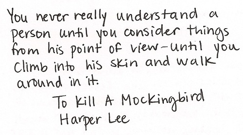 TKM Essay Emma's Site Delectable To Kill A Mockingbird Racism Quotes